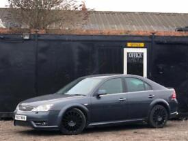 FORD MONDEO 2.2 TDCi ST + LEATHERS + ALLOYS + CD CHANGER