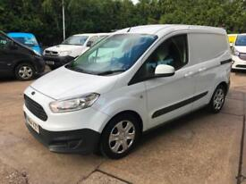 Ford Transit Courier 1.5TDCi ( 75PS ) 2014.5MY Trend