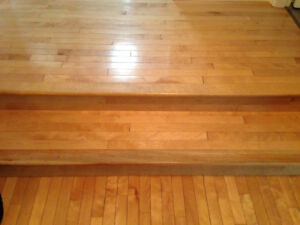 Free Reclaimed Hardwood
