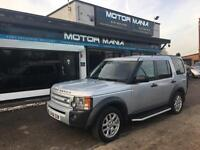 Land Rover Discovery 3 2.7TD V6 auto 2007MY XS
