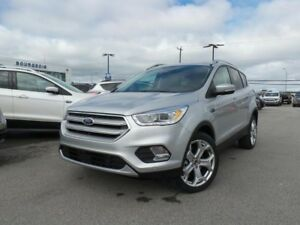 2018 Ford Escape TITANIUM 2.0L 4CYL 400A