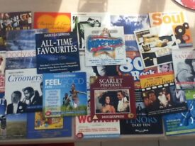 Large Selection of Music CDs Variety!