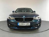 2015 65 BMW 3 SERIES 2.0 318D SPORT GRAN TURISMO 5D AUTO 141 BHP DIESEL