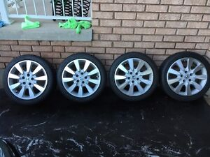 Michelin Pilot Sport And/Or Rims, NEED GONE ASAP