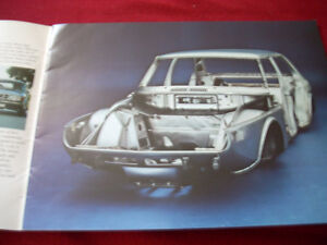 1976 Saab sales brochure Peterborough Peterborough Area image 2