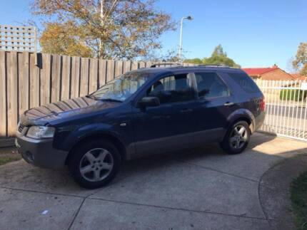 2007 Ford Territory Wagon Altona Meadows Hobsons Bay Area Preview