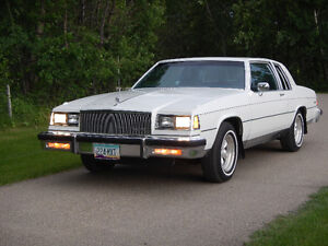 1985 Buick Le Sabre Collector Series 2 Door Coupe