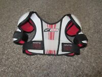Small Youth Hockey Shoulder Pads