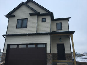 Brand new home for rent $2400 includes utilities in wainwright