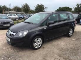 Vauxhall/Opel Zafira 1.8i 16v VVT 2014MY Exclusive PETROL MANUAL