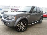 Land Rover Discovery 4 3.0 Sdv6 Hse Automatic 7 Seater DIESEL AUTOMATIC 2012/12