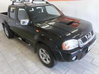 2005 Nissan Navara 2.5Di ( Leather ) Outlaw