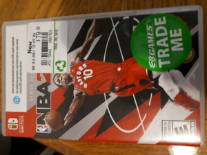 NBA 2K18 for Nintendo switch