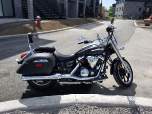 2012 YAMAHA V STAR - Mint Condition