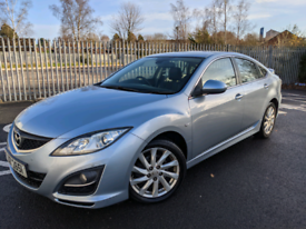 Sold !! Mazda, 6, Hatchback, 2012, Manual, 2183 (cc), 5 doors