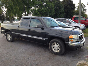2004 GMC Sierra Extended Cab 2WD
