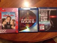 3 Blu-Ray Lot Sale - Brand New Unopened