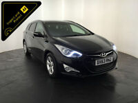 2013 63 HYUNDAI I40 STYLE BLUE DRIVE CRDI ESTATE 1 OWNER SERVICE HISTORY FINANCE