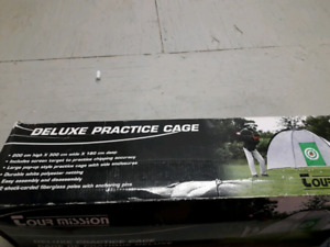 Practice cage