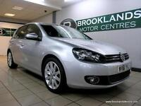 Volkswagen Golf TDi 2.0 TDI GT 140 [5X VW SERVICES, LEATHER and HEATED SEATS]