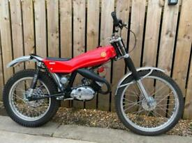 MONTESA COTA 49 MINI TRIAL MINT AND RARE CLASSIC £3295 OFFERS PX 25 WHY