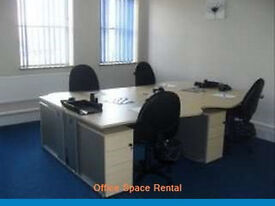 Fully Furnished - ( BURNT TREE -DY4) Office Space to Let in Dudley