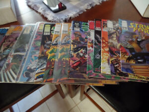 Small Box of Comic Books 120+