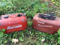 Gas cans
