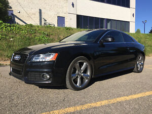 2009 Audi A5 S Line Coupe (2 door)