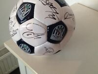 2013/14 season signed west brom ball