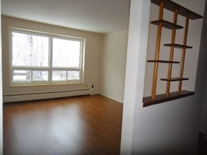 Centrally located  2 bedroom apartment available now.