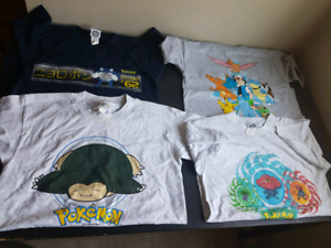 Pokemon tshirts