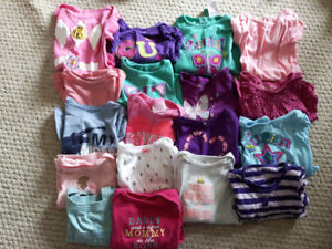 Girls 18 to 24 month clothing lot