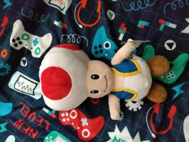Mario teddy