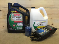 Winterize package for your vehicle