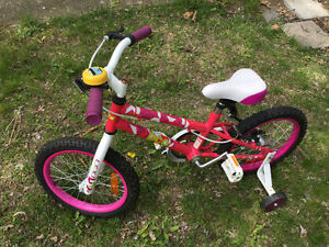 Girl's bike on sale