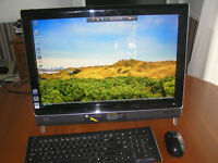 HP IQ526 TouchSmart 22 Inch Duo Core 2  All in One Compter