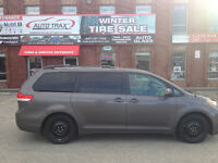 Toyota Sienna Winter Tire & Wheel Packages @ Auto Trax City of Toronto Toronto (GTA) Preview