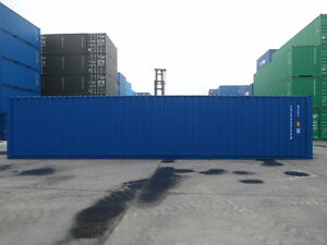 ONE-WAY Shipping Containers - BUY DIRECT - 604.401.1276