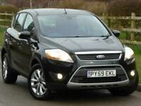 2009 Ford Kuga 2.0 TDCi Titanium 5dr 2WD Full service history 82.600 miles Diese