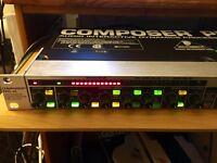 Behringer Composer Pro-XL MDX2600 Dynamics Processor