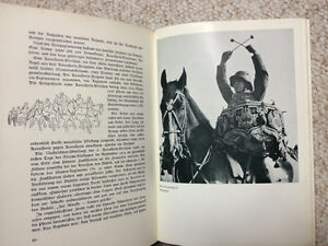 WW2 2 Volume German Cavalry horse book 1939 Prince George British Columbia image 5