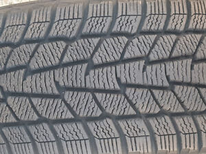 Snow Winter tires 195 65 15 lightly used