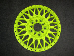 Wheel painting or powdercoat services! any wheel size and colour West Island Greater Montréal image 3