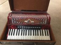 BARCAROLE PROMINENZ PIANO ACCORDIAN