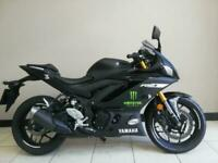YAMAHA YZF-R3 19 PLATE,1443 MILES,A2FRIENDLY.DELIVERY ARRANGED,P/X WELCOME