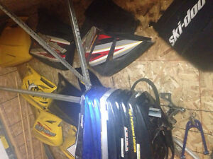 Ski-doo cans for rev ski-doo and zx also new&used parts St. John's Newfoundland image 5