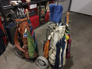 Mens and womens Golf Clubs