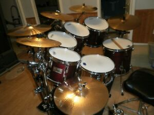 7 peace Peral Pro  DLX DRUMS