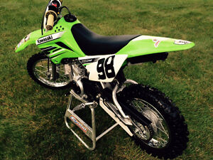 KLX110 (great bike)
